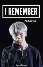 I Remember ≪OS ≫ M.YG x P.JM  by sweetlemonart