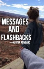 messages & flashbacks || b.g. & h.r. by notreallyrowland