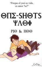 One-shots Yaoi (PJO & HOO) by _grmau_