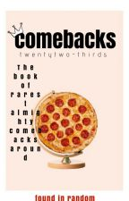 Book of Comebacks by RenoQveen