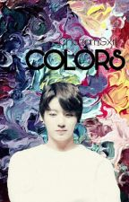 """Colors"". JiKook. by ChazamGxrl"