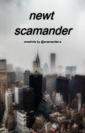 newt scamander // oneshots + drabbles by scamander-s
