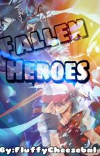 Fallen Heroes (Amourshipping) -HIATUS- by FluffyCheesebal1