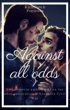 Against all odds [Stony Post Civil War] by KittieBatch