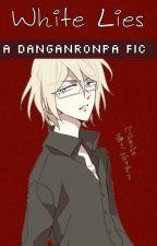 --White Lies-- Byakuya Togami by RobinIsNotFreezing