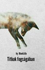 Titkok fogságában (Harry Potter fanfiction) by BlackLilla