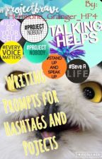 Writing Prompts for Hashtags and Projects  by HermieGranger66