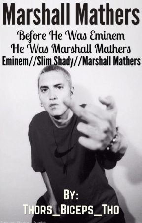 Marshall Mathers (Eminem)  by Sincerely_Yours_Stan