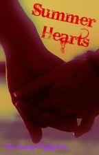 Summer Hearts by 14wallae