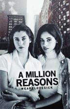 A Million Reasons(CAMREN) by wearelovesick