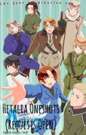 Hetalia oneshots (REQUESTS ARE CLOSED FOR NOW) - Bullied!Ludwig