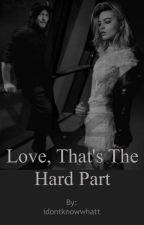 Love, that's the hard part // Norman Reedus by idontknowwhatt