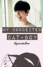 « My Conceited Cat-Boy | BaekYeol » by HyunnieBoo