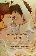 Cute (Oikawa x Iwaizumi ) by AbRose1