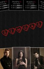 Demons (Reign Fanfic) by wutangforever