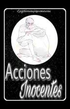 Acciones inocentes ? [ChanSoo one-shot]  by lagrimasjaponesas