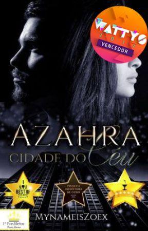 AZAHRA - A cidade do céu by MyNameIsZoeX