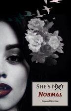 She's Not Normal - Camren (Português) by camzloveonlyy