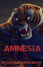 AMNESIA  TI X PO by Larissasantosramon