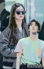 baekmi | king & queen by FairyHeartz