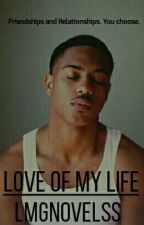 Love of my Life | Keith Powers AU  [ DISCONTINUED ] by -movenchy