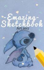 Emazing Sketchbook by -Emazing-