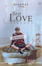 Book2/ First Love - Min YoonGi- by acapika2