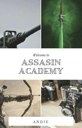 Assassin Academy by PandaMunchkin