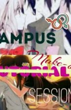 Campus Make Out Session by Psyche_Minxy