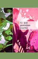 El que pestañea, pierde. by AncianaDeLosGatos
