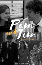 Pam and Jim by soursweeties