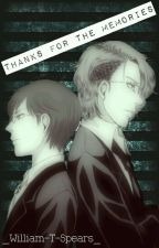 Thanks For The Memories • Kuroshitsuji FanFiction • by _William-T-Spears_