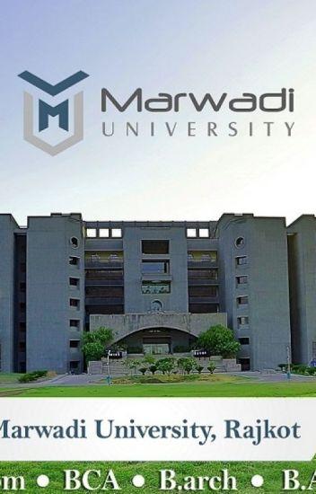 Marwadi University India