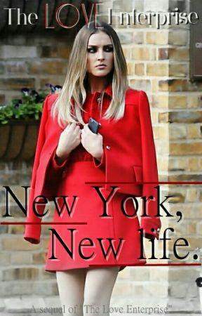 The Love Enterprise - New York, New Life by loveeele