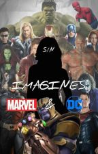 Imagines Da Marvel by Disney_Dreemurr