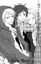 ~ New Boys ~ bully!BTT x loner!bullied!Reader by momoyaharuse