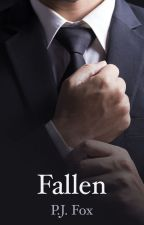 Fallen [BEING PUBLISHED] by pjfoxwrites
