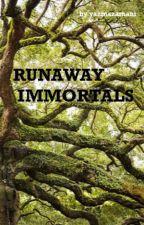 Runaway Immortals by yazmazamani