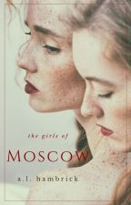 the girls of moscow || n. romanova by thebarefoothippie
