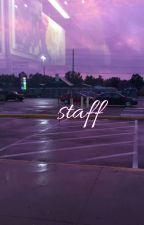 staff; Bangtan Boys by xx-xtentacion