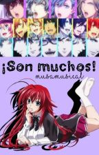 ¡Son muchos! (UtaPri y tu) by Musamusical