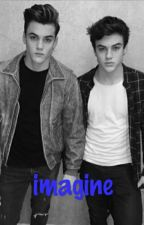 dirty dolan twins imagines  by chloe_may22