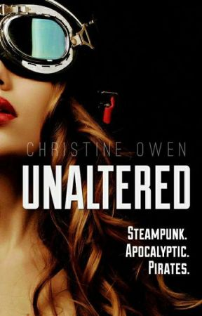 Ro the Unaltered by Christine_Owen