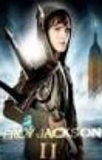 The Last Stand ( A Percy Jackson fanfiction) by TheFoodMonster_