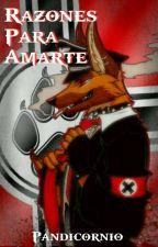 Razones Para Amarte【Furry/Yaoi】 by ShakyRush49