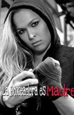 La boxeadora es madre by Allyson_Jefferson