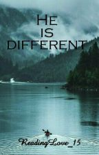 He Is Different by ReadingLove_16