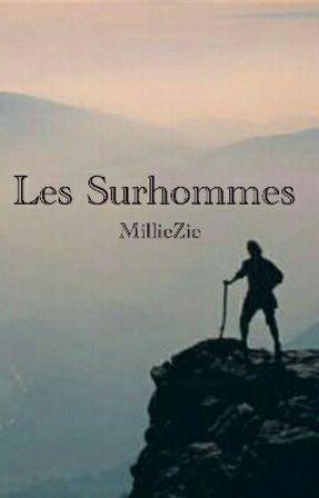 Les Surhommes by MillieZie