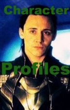 Among the Asgardians series: Character Profiles by Renner_Addict135