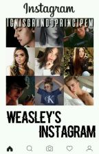 Weasley's Instagram by IgnisgrandoPrincipem